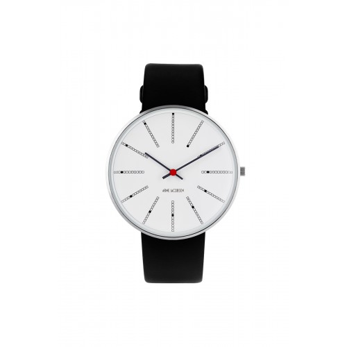 Arne Jacobsen Bankers Ur 40 mm 53102-2001