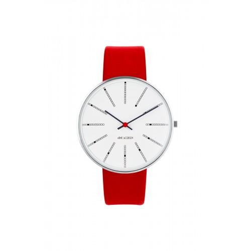 Arne Jacobsen Bankers Ur 40 mm 53102-2003