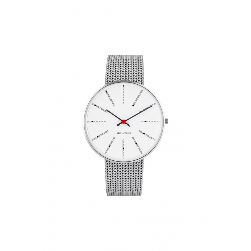 Arne Jacobsen Bankers Ur 40 mm 53102-2008
