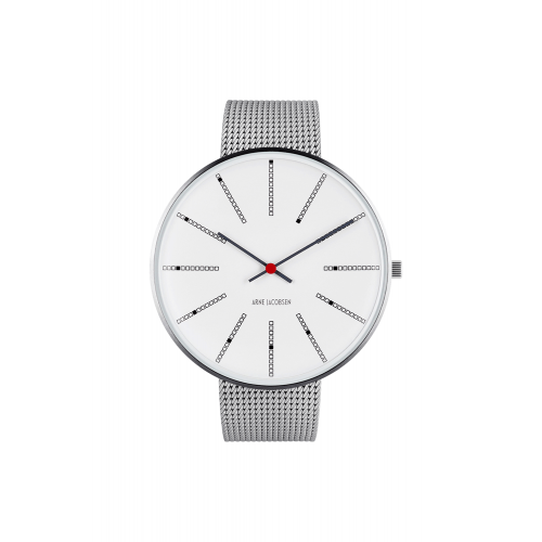 Arne Jacobsen Bankers Ur 46 mm 53103-2208