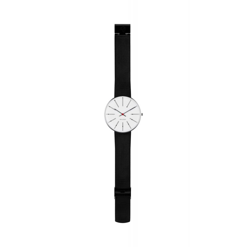 Arne Jacobsen Bankers Ur 46 mm 53103-2210