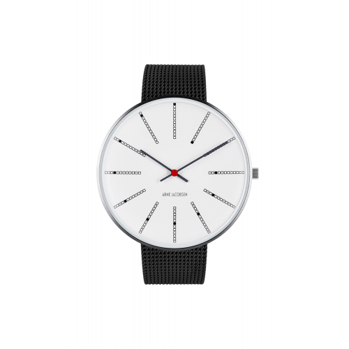 Arne Jacobsen Bankers Ur 46 mm 53103-2210