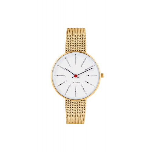 Arne Jacobsen Bankers Ur 34 mm 53107-1609