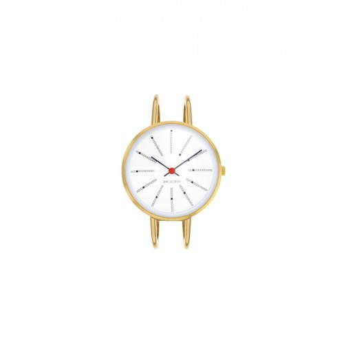 Arne Jacobsen Bankers Bangle Ur 30 mm