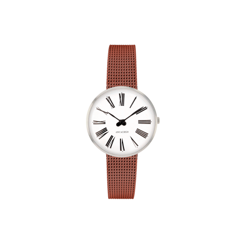 Arne Jacobsen Roman Ur 30 mm 53300-1413