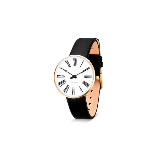 Arne Jacobsen Roman Ur 34 mm 53307-1601G