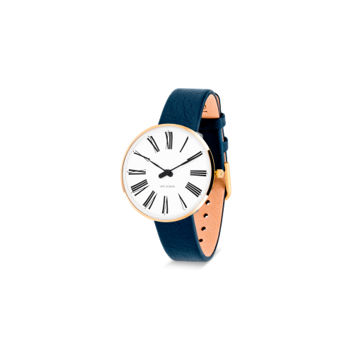 Arne Jacobsen Roman Ur 34 mm 53307-1604G