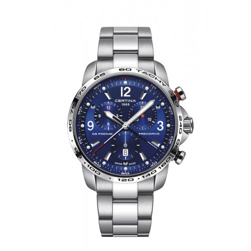 Certina DS Podium Chronograph C001.647.11.047...