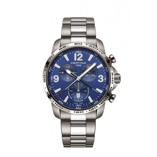 Certina DS Podium Chronograph C001.647.44.047...