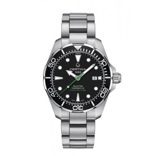 Certina DS Action Diver Powermatic 80 C032.407.11.051.02