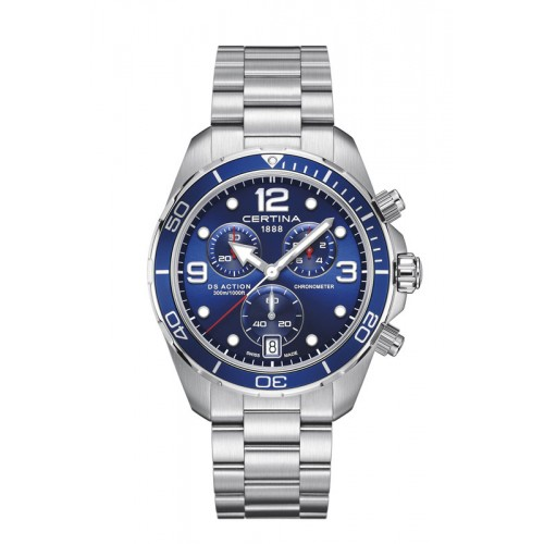 Certina DS Action Chronograph C032.434.11.047...