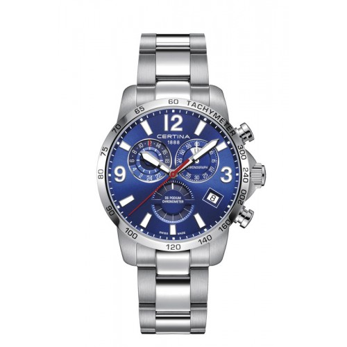 Certina DS Podium Chronograph C034.654.11.047...