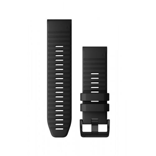 Garmin QuickFit 26 mm Silikone Urrem Sort
