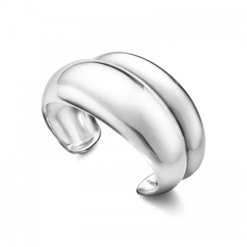 Georg Jensen Curve Armring Medium 20000026