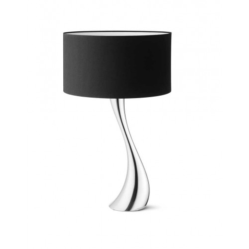 Georg Jensen Cobra Lampe Medium Sort 3586172