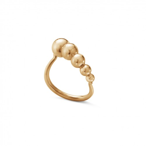 Georg Jensen Moonlight Grapes Ring 10013654