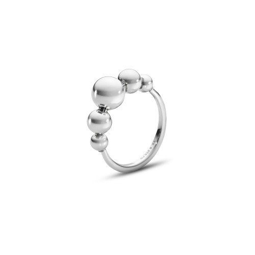 Georg Jensen Moonlight Grapes Ring 3560980