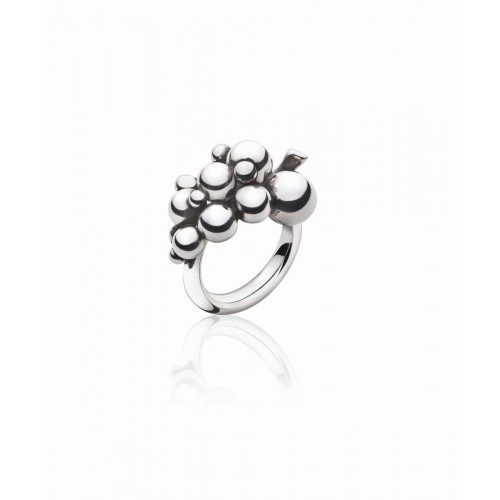 Georg Jensen Moonlight Grapes Lille Ring 3558...