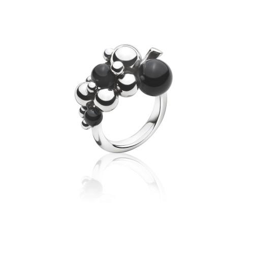 Georg Jensen Moonlight Grapes Lille Ring 3559...