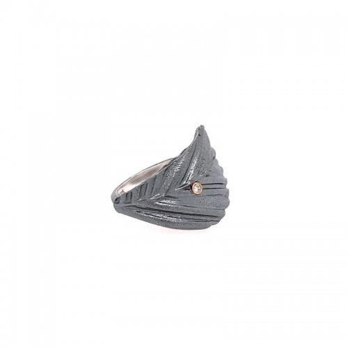 Heiring Faggio Ring Stor 52-3-65BR/OX
