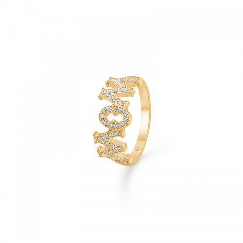 Mads Z WOW/MOM Ring 1541099