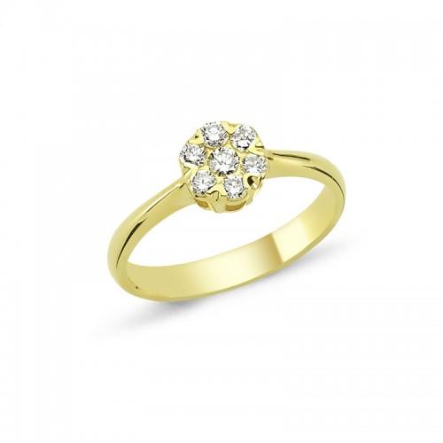 Nuran Flora Ring L1967-025