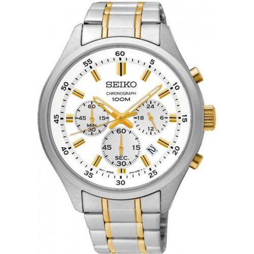 Seiko Chronograph Herreur SKS589P1